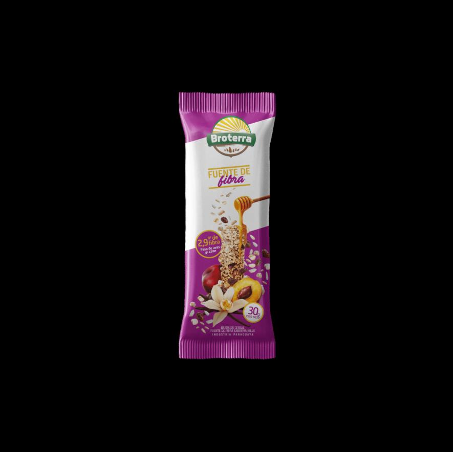 High Fiber Cereal Bar